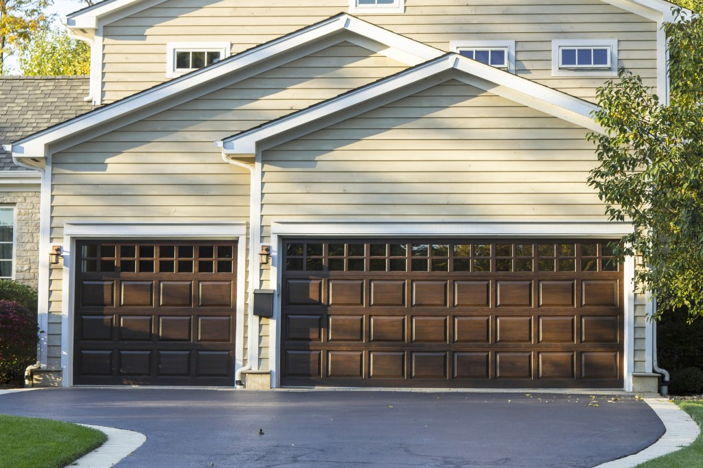 Garage Door Curb Appeal