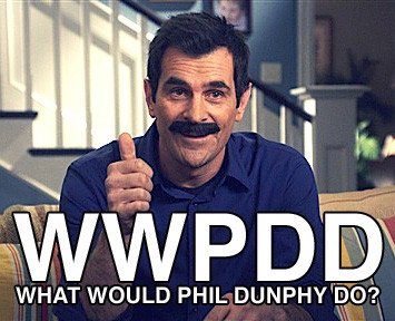 What Would Phil Dunphy Do?