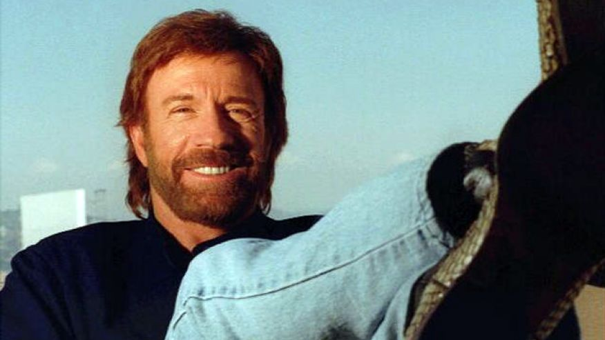Chuck Norris's Forme...