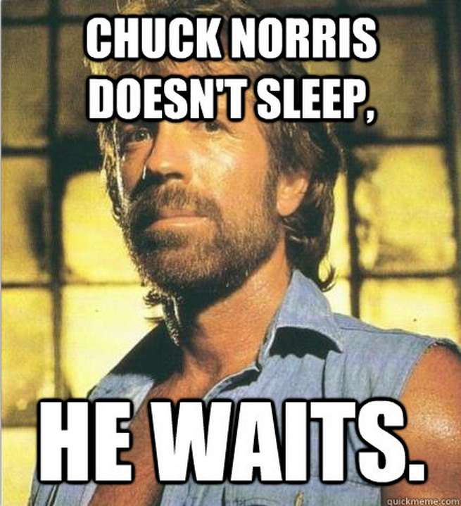 Chuck Norris's Former Dojo-Like Man Pad is Back on the ...