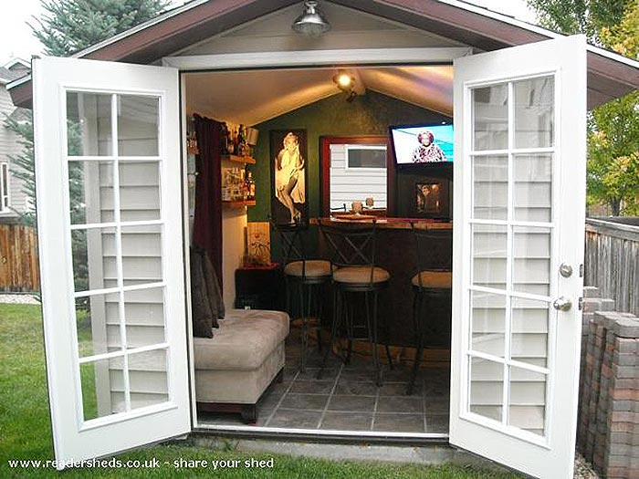 how to extend your shed 2