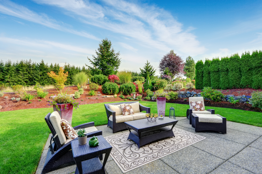 Patio Upgrades That Will Add Sparkle To Your Summer RISMedia - Out on the patio