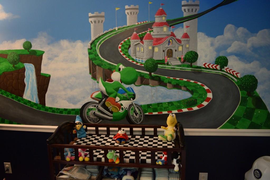 Mario Nursery 2