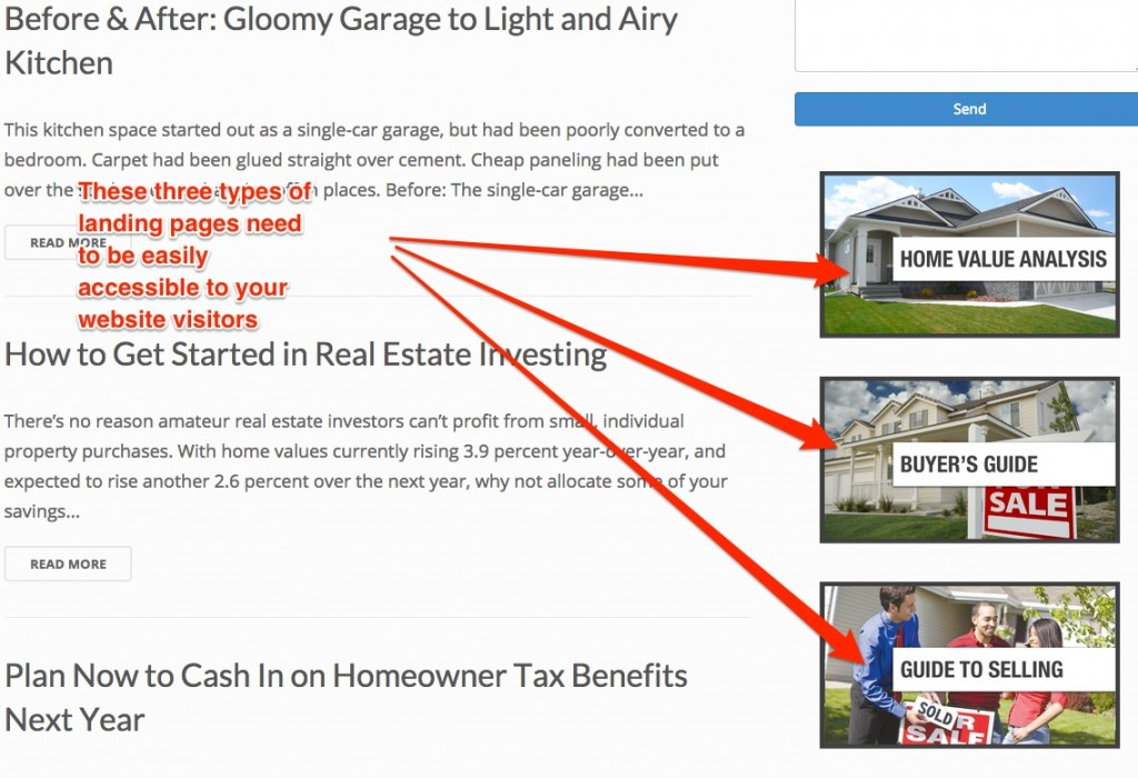 blog real estate