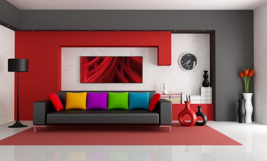 contemp living room