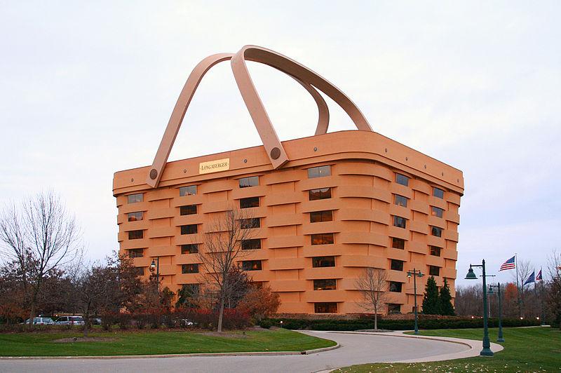 Longaberger building