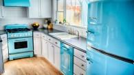 colored appliances
