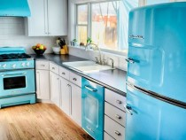 colored appliances