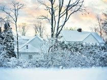 Sales in the Snow - 5 Home Staging Tips for Wintertime