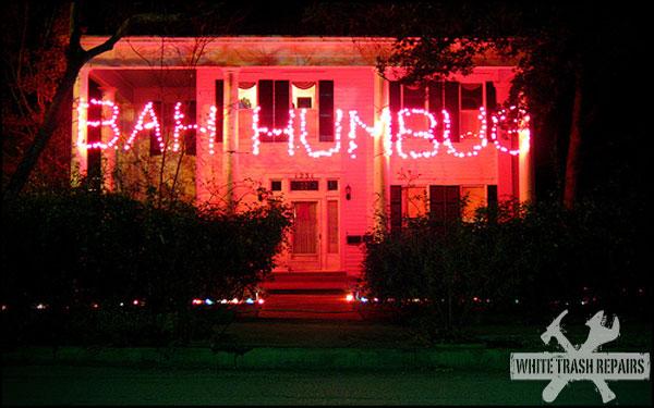 Funny Christmas Lights