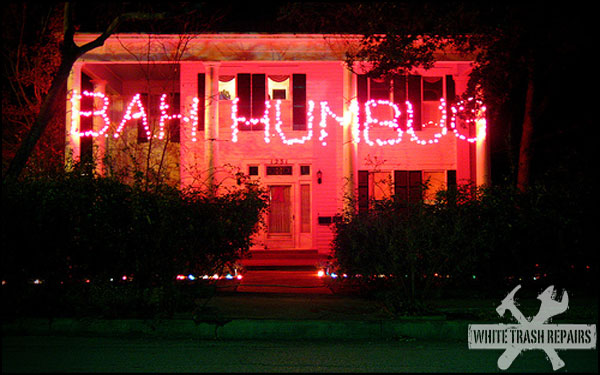 holiday light fail