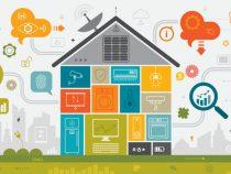 Smart Home Concept Linear