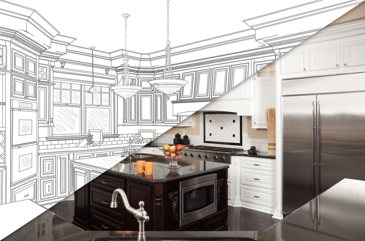 Cost vs value the home improvement projects with the for Kitchen renovation return on investment