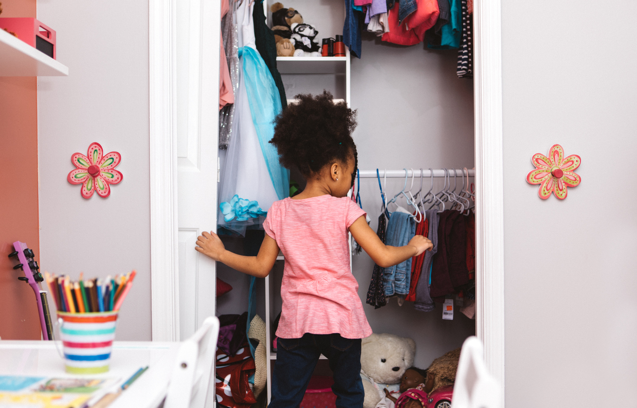 5 Tricks to Get Your Whole Family to Clean Out Their Closets