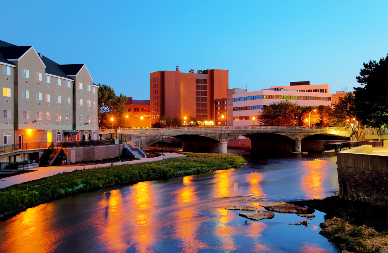 Sioux Falls is the largest city in the U.S. state of South Dakota