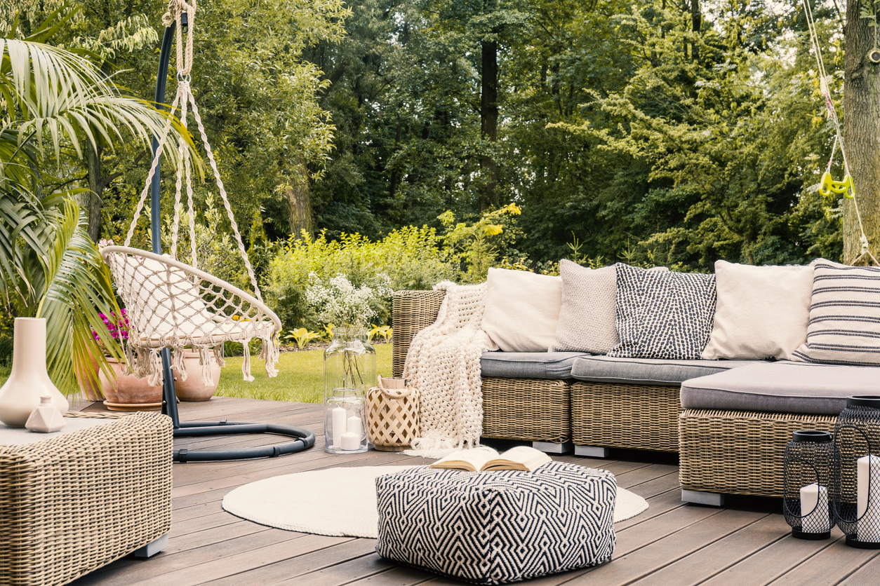 9 Ways To Beautify Your Backyard Rismedia S Housecall