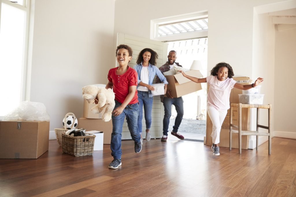 buy new home