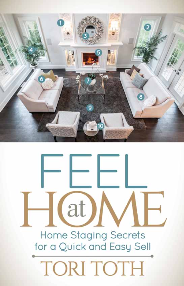Feel At Home Book Cover