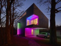 mood ring house