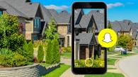 snapchat real estate